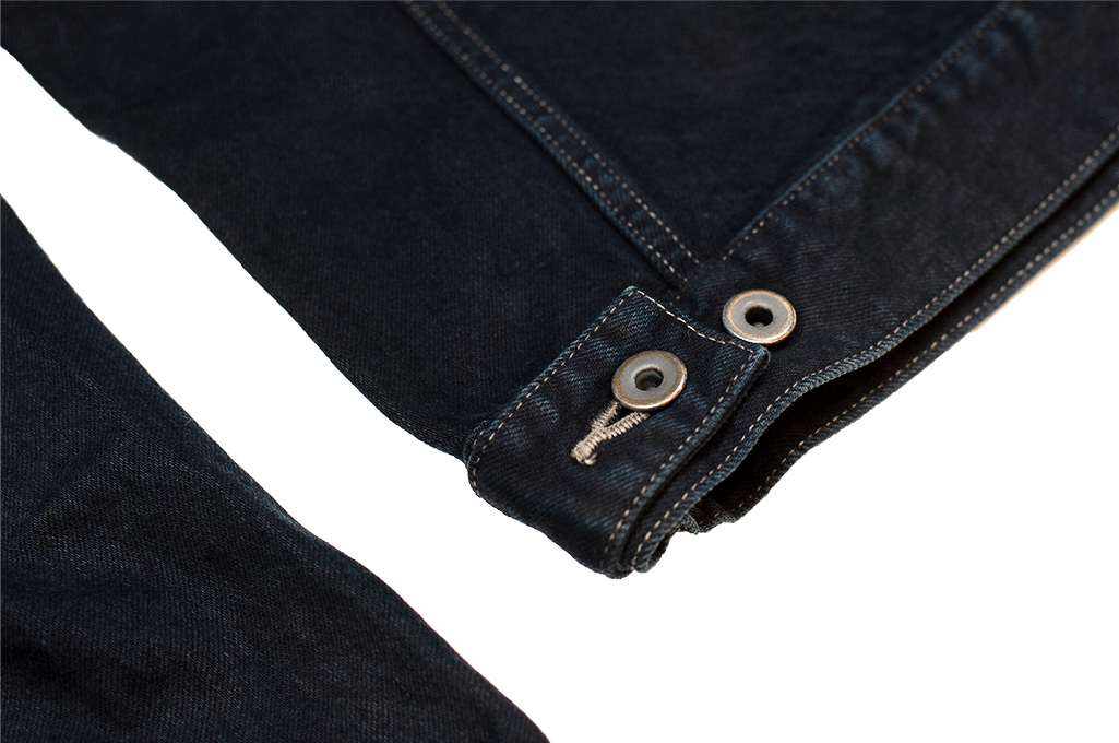 Rick Owens DRKSHDW Worker Jacket - Made in Japan Overdyed (Self Edge Exclusive) - Image 12