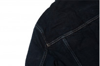 Rick Owens DRKSHDW Worker Jacket - Made in Japan Overdyed (Self Edge Exclusive) - Image 13