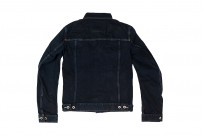 Rick Owens DRKSHDW Worker Jacket - Made in Japan Overdyed (Self Edge Exclusive) - Image 14