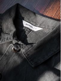 3sixteen Garment Dyed Shop Jacket - Smoke - Image 14