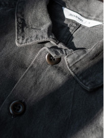 3sixteen Garment Dyed Shop Jacket - Smoke - Image 15