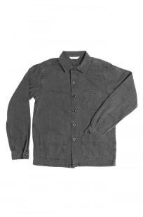 3sixteen Garment Dyed Shop Jacket - Smoke - Image 0