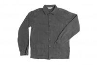 3sixteen Garment Dyed Shop Jacket - Smoke - Image 1