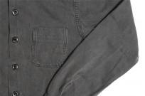3sixteen Garment Dyed Shop Jacket - Smoke - Image 2
