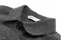 3sixteen Garment Dyed Shop Jacket - Smoke - Image 5