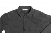 3sixteen Garment Dyed Shop Jacket - Smoke - Image 7