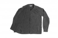 3sixteen Garment Dyed Shop Jacket - Smoke - Image 11