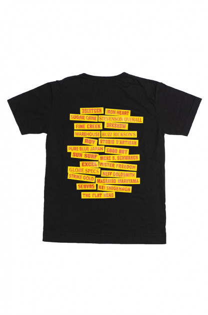 Self Edge Graphic Series T-Shirt #14 - Available, Pt. 1