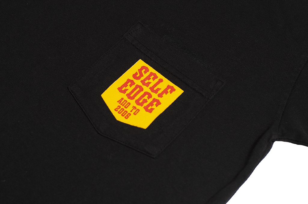 Self Edge Graphic Series T-Shirt #14 - Available, Pt. 1 - Image 3