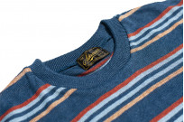 Stevenson Wrong Opinion Linen Shirt - Blue - Image 2