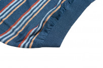 Stevenson Wrong Opinion Linen Shirt - Blue - Image 5
