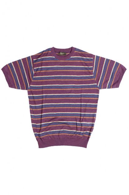Stevenson Wrong Opinion Linen Shirt - Burgundy