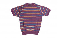 Stevenson Wrong Opinion Linen Shirt - Burgundy - Image 1