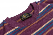 Stevenson Wrong Opinion Linen Shirt - Burgundy - Image 2