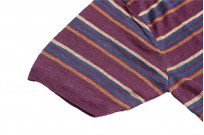 Stevenson Wrong Opinion Linen Shirt - Burgundy - Image 3