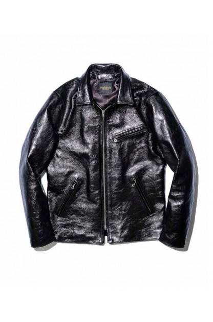 Fine Creek Horsehide Jacket - Alonzo