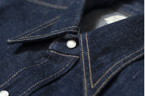Warehouse Longhorn Denim Shirt - Image 9