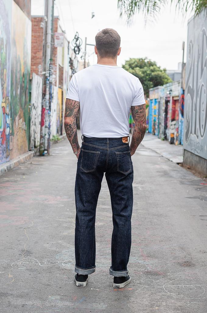 Warehouse Lot 800XX 14.5oz Jeans - Straight Leg Fit - Image 3