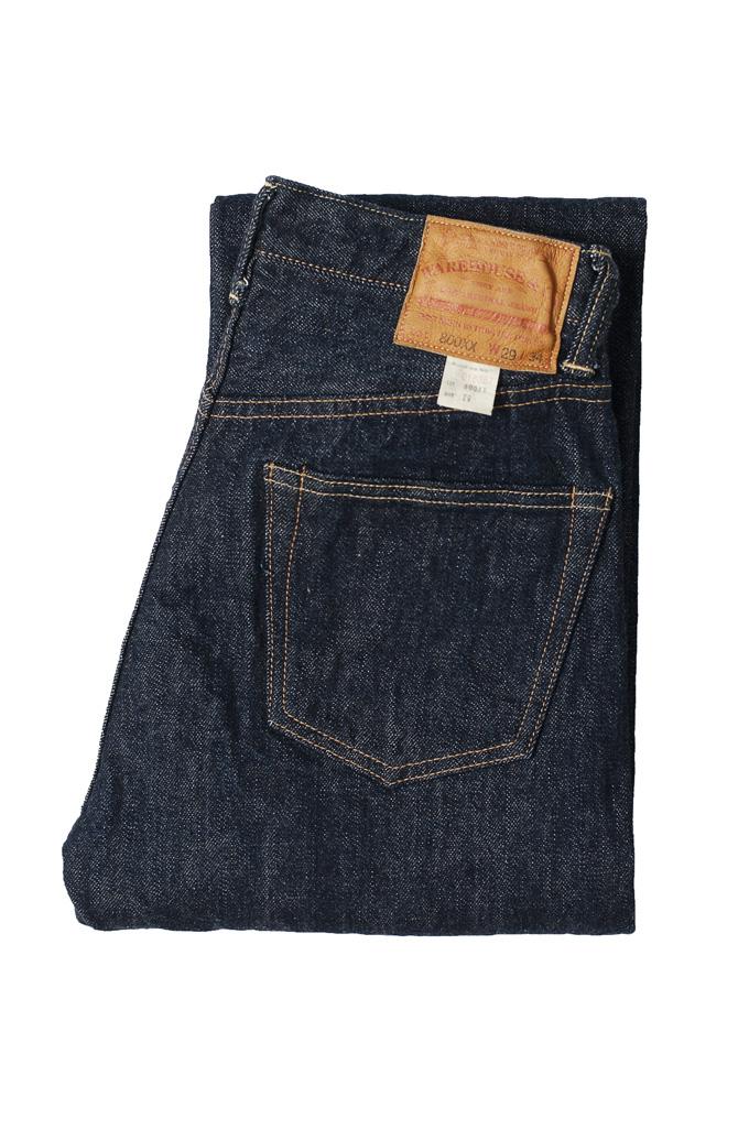 Warehouse Lot 800XX 14.5oz Jeans - Straight Leg Fit - Image 4