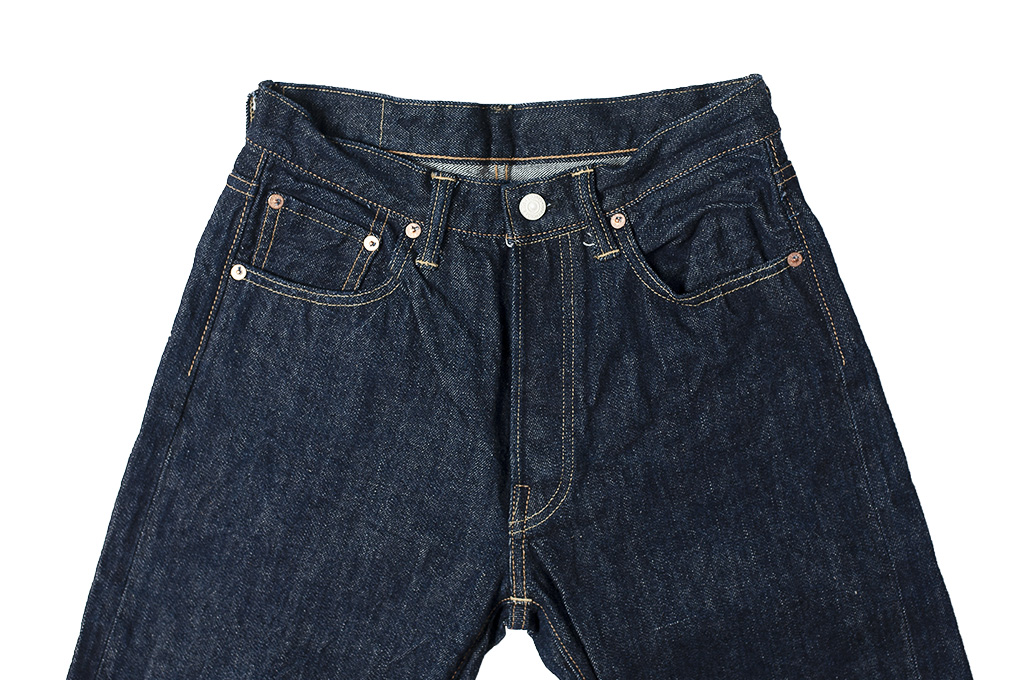 Warehouse Lot 800XX 14.5oz Jeans - Straight Leg Fit - Image 6