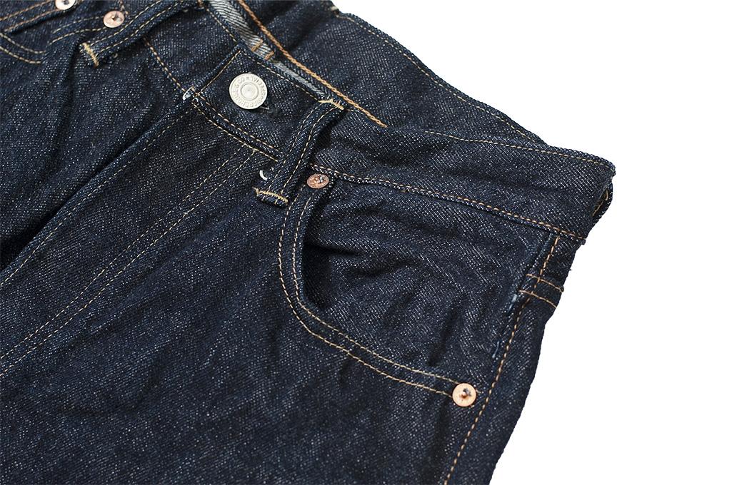 Warehouse Lot 800XX 14.5oz Jeans - Straight Leg Fit - Image 8