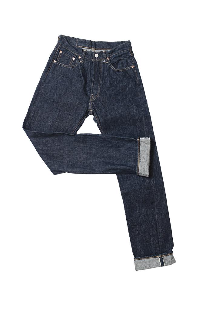Warehouse Lot 800XX 14.5oz Jeans - Straight Leg Fit - Image 11