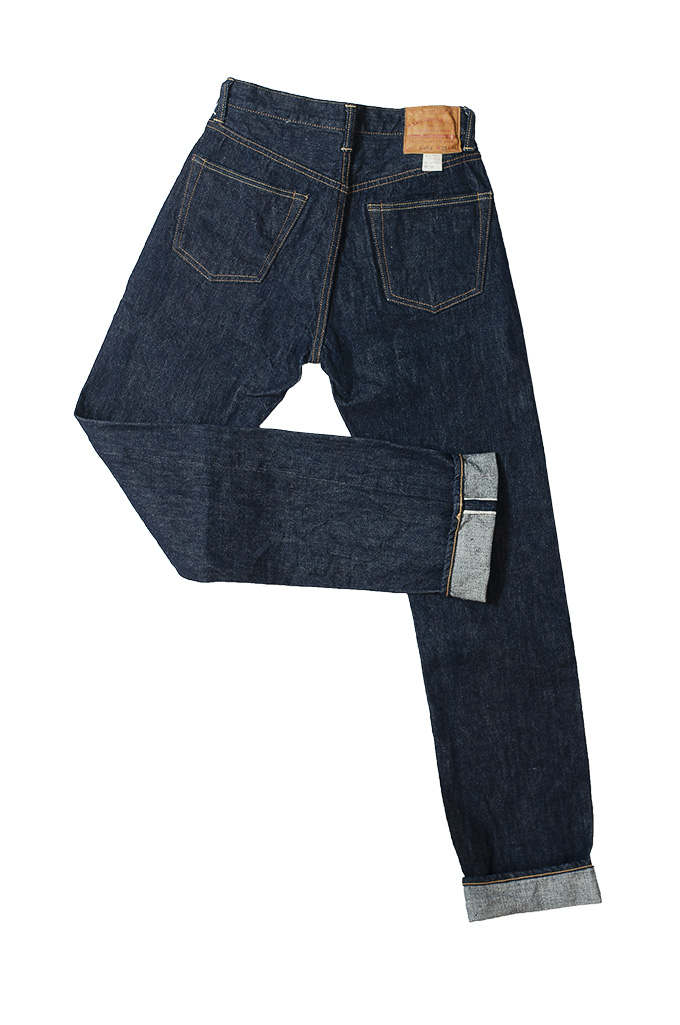 Warehouse Lot 800XX 14.5oz Jeans - Straight Leg Fit - Image 15