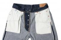 Warehouse Lot 800XX 14.5oz Jeans - Straight Leg Fit - Image 16