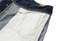Warehouse Lot 800XX 14.5oz Jeans - Straight Leg Fit - Image 17