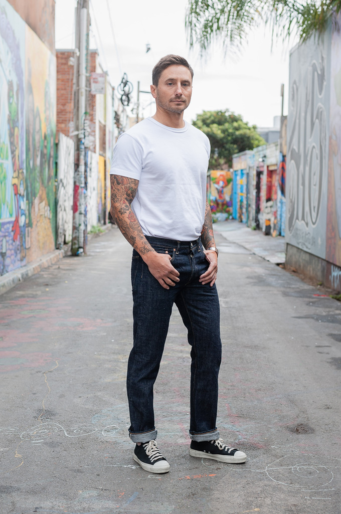 Warehouse Lot 900XX 13.5oz Jeans - Slim Tapered - Image 2