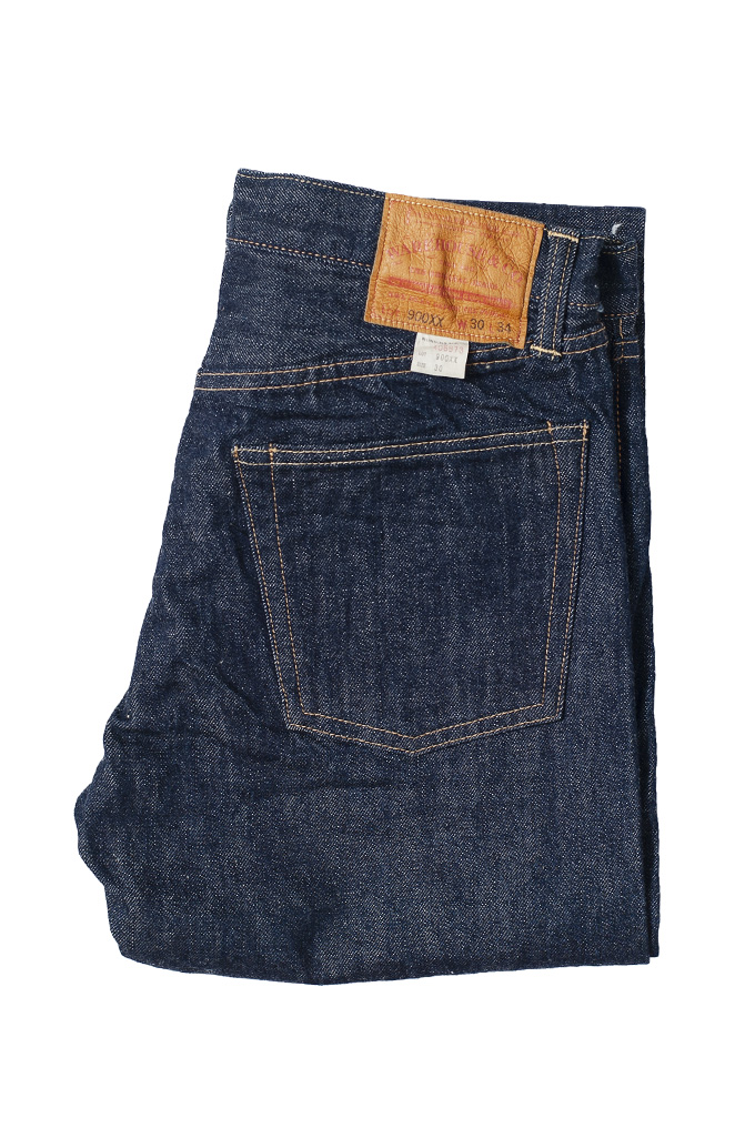 Warehouse Lot 900XX 13.5oz Jeans - Slim Tapered - Image 4