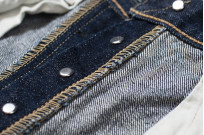 Warehouse Lot 900XX 13.5oz Jeans - Slim Tapered - Image 16