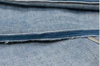 Pure Blue Japan BG-019 Blue Gray Denim Jeans - Straight Tapered - Image 22
