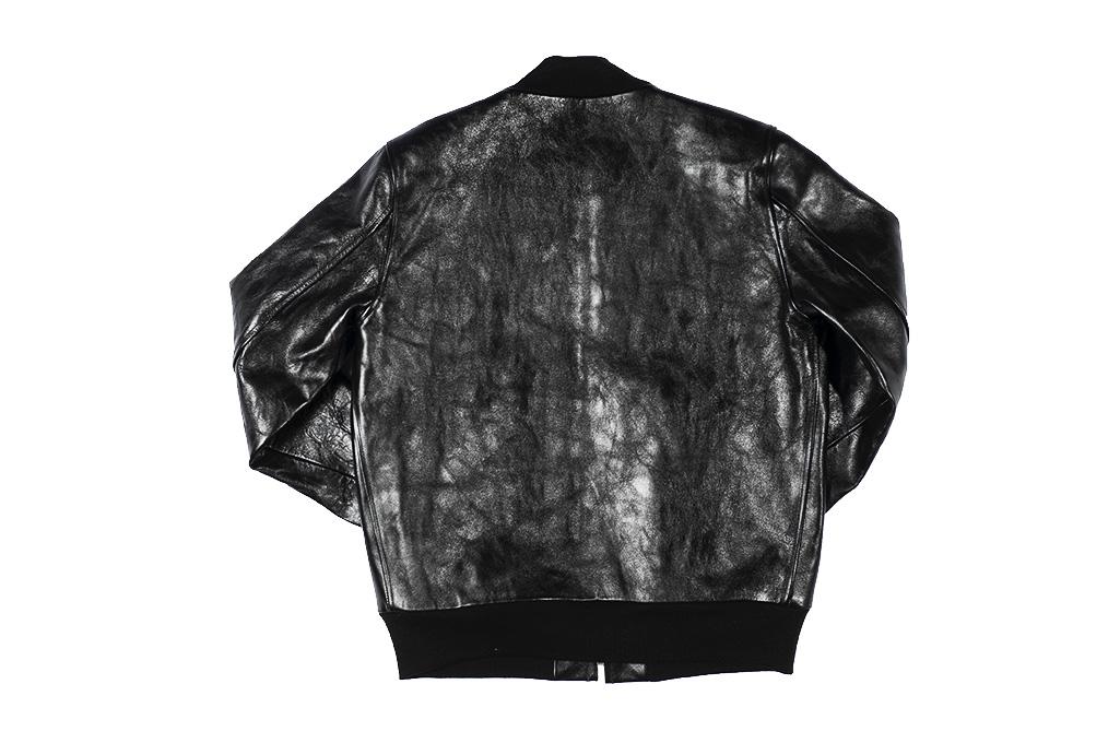 Fine Creek Horsehide Jacket - Ryan / Black - Image 7