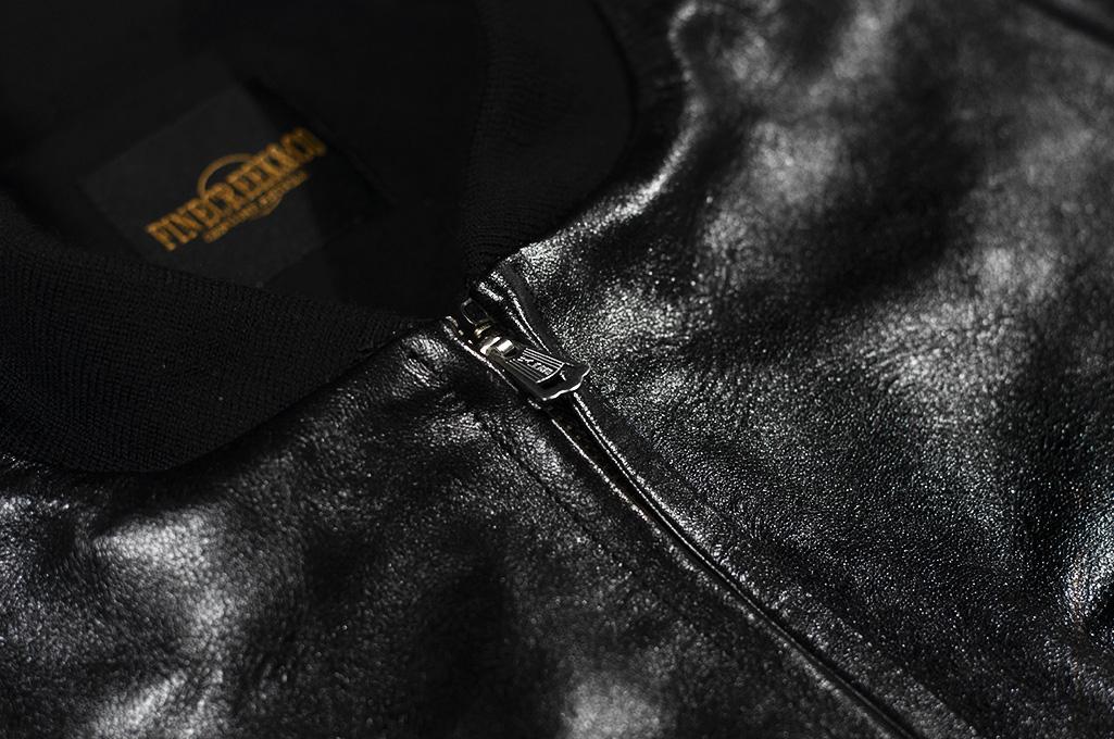 Fine Creek Horsehide Jacket - Ryan / Black - Image 10