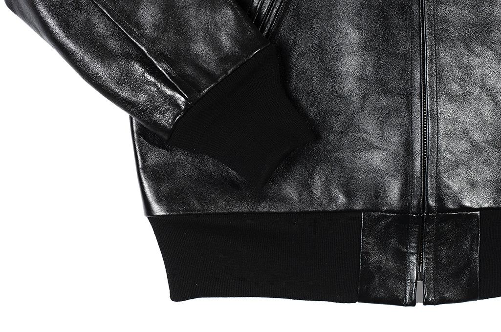 Fine Creek Horsehide Jacket - Ryan / Black - Image 11