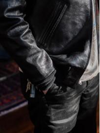 Fine Creek Horsehide Jacket - Ryan / Black - Image 20