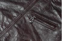 Fine Creek Horsehide Jacket - Ryan / Brown - Image 8