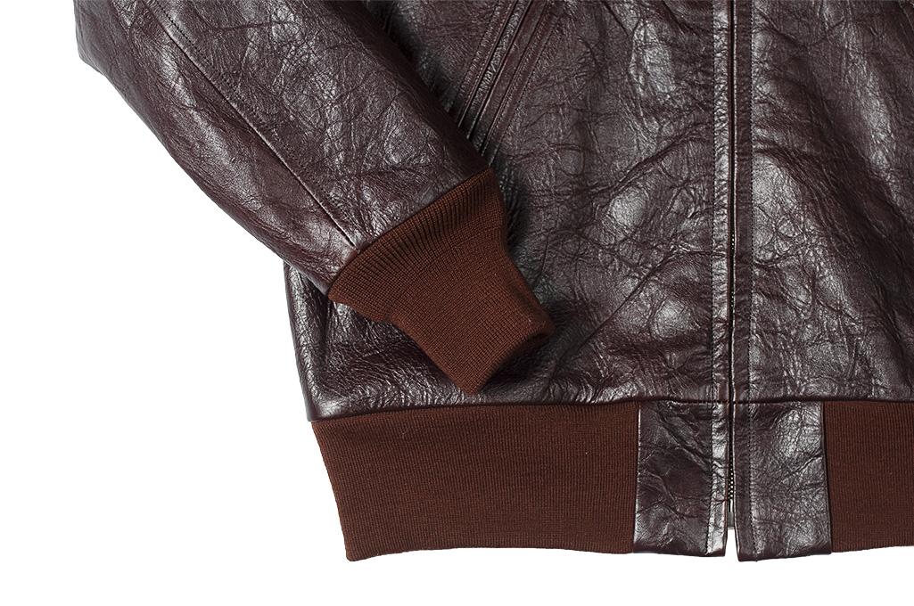 Fine Creek Horsehide Jacket - Ryan / Brown - Image 10