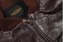 Fine Creek Horsehide Jacket - Ryan / Brown - Image 12