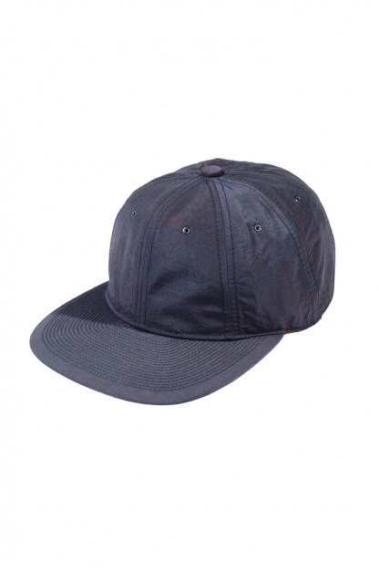 Poten Japanese Made Cap - Navy Nylon