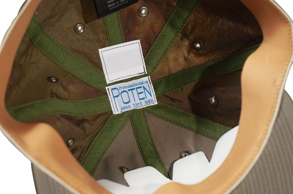 Poten_Japanese_Made_Cap_Olive_Nylon_08-1