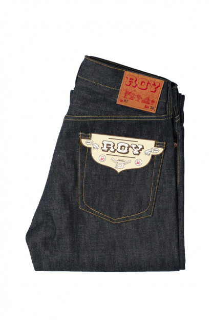 Roy RT Jeans - Slim Tapered Fit - XX Experimental Denim