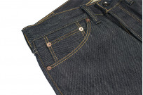 Roy RT Jeans - Slim Tapered Fit - XX Experimental Denim - Image 2