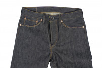 Roy RT Jeans - Slim Tapered Fit - XX Experimental Denim - Image 3