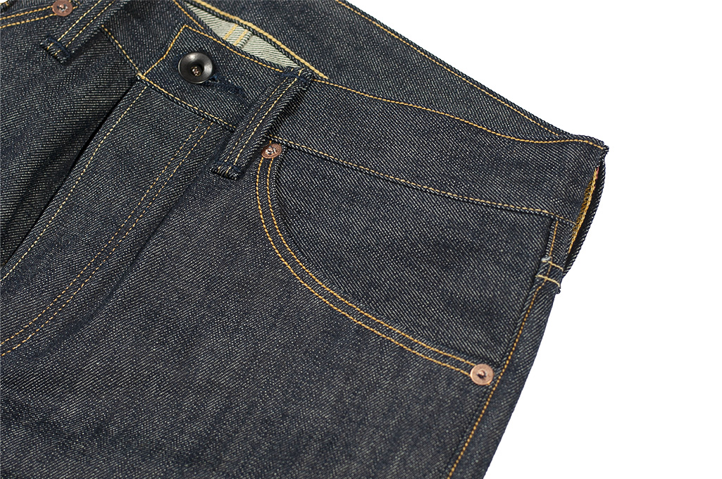 Roy RT Jeans - Slim Tapered Fit - XX Experimental Denim - Image 4