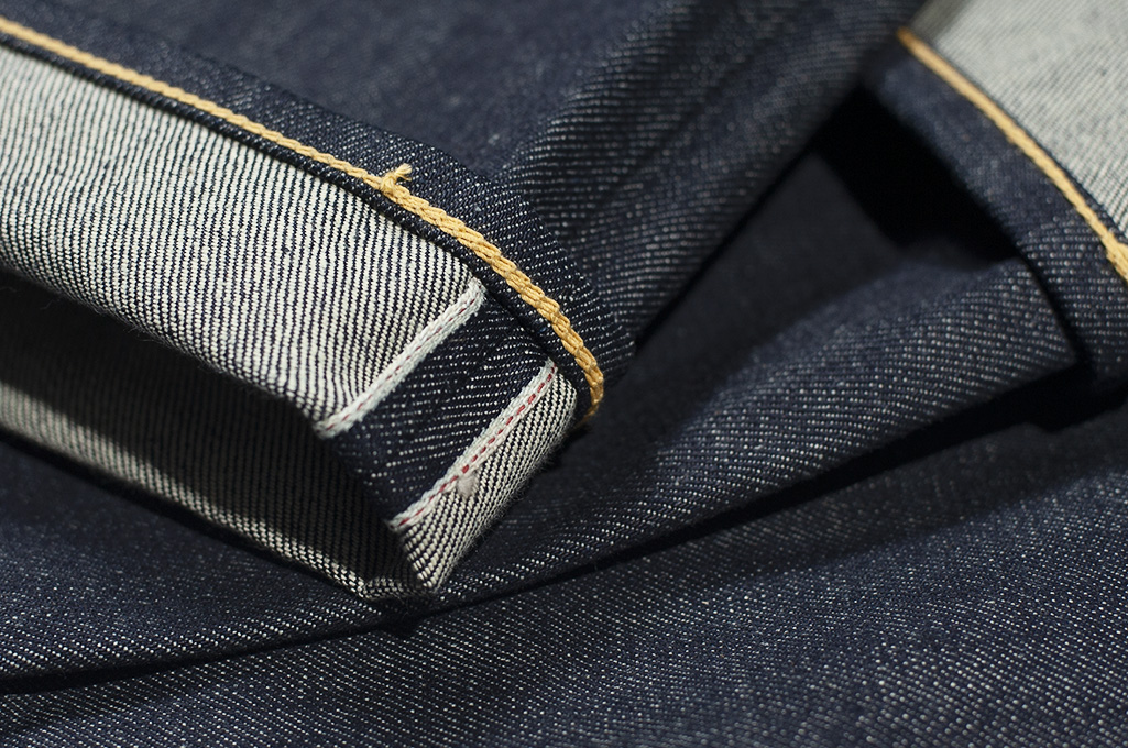 Roy RT Jeans - Slim Tapered Fit - XX Experimental Denim - Image 9
