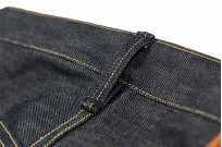 Roy RT Jeans - Slim Tapered Fit - XX Experimental Denim - Image 11