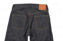 Roy RT Jeans - Slim Tapered Fit - XX Experimental Denim - Image 12