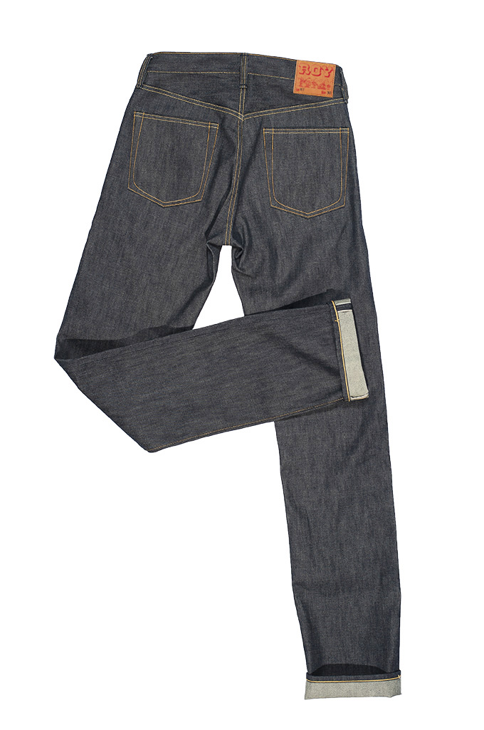 Roy RT Jeans - Slim Tapered Fit - XX Experimental Denim - Image 13